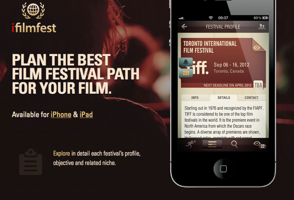Digital Journal interview: iFilmfest app helps indie filmmakers
