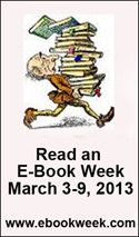 Read an Ebook Week Promotion March 2-9