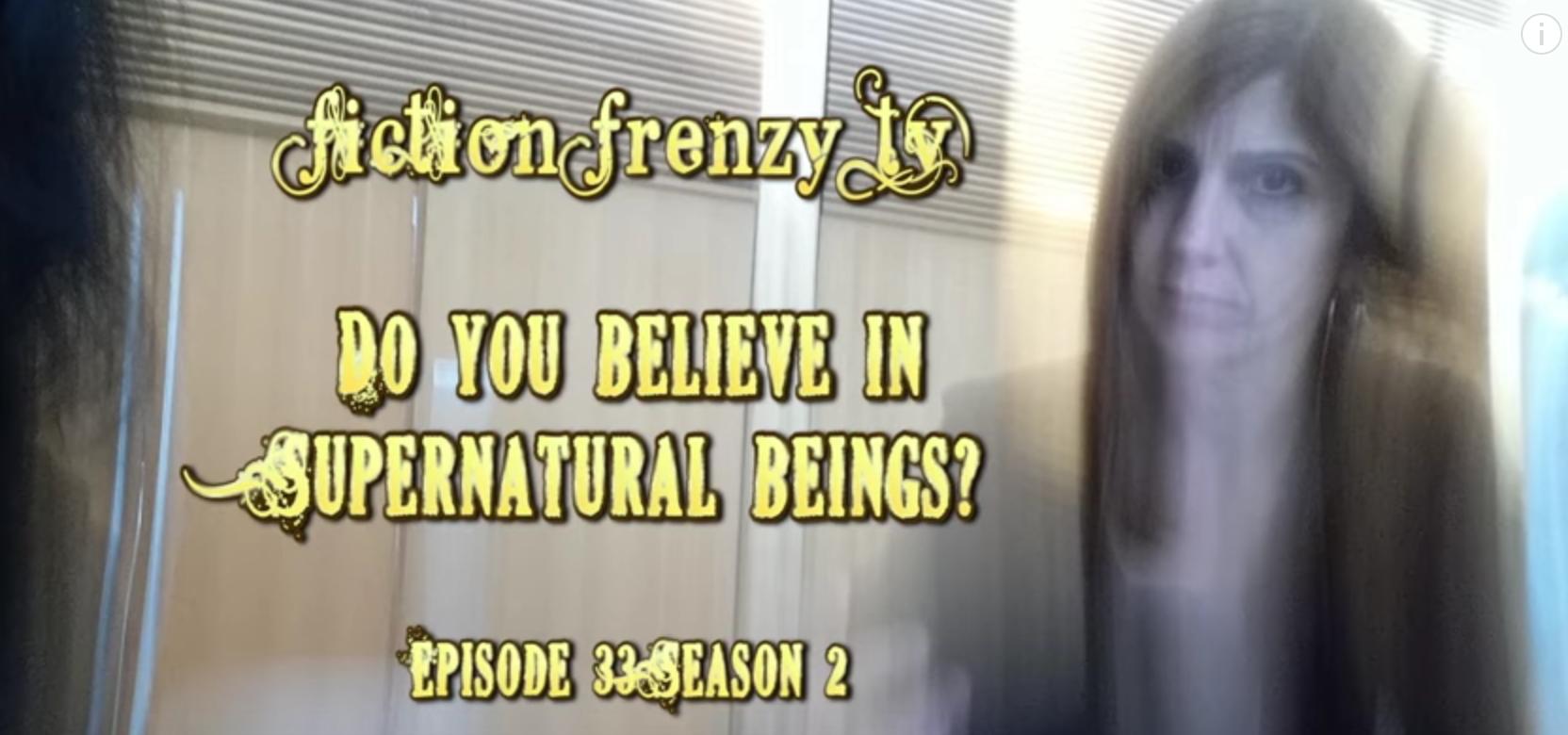 Supernatural author vlog parody