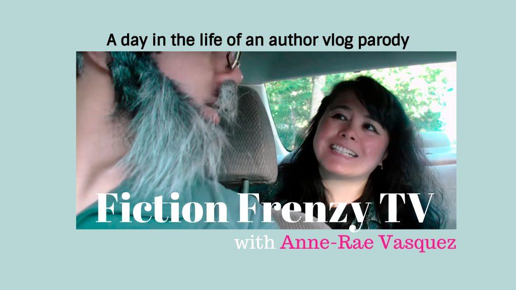 Writing break and latest vlog parody skit