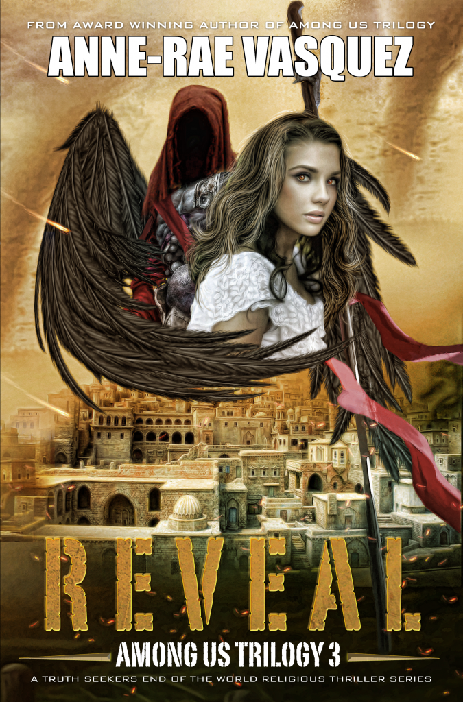Reveal – latest novel available for pre-order