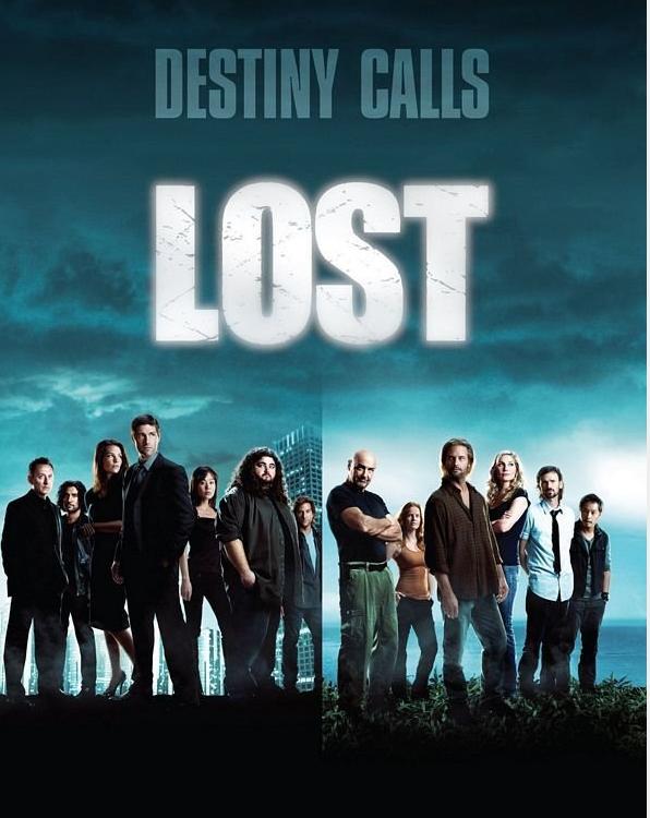 Lost TV series