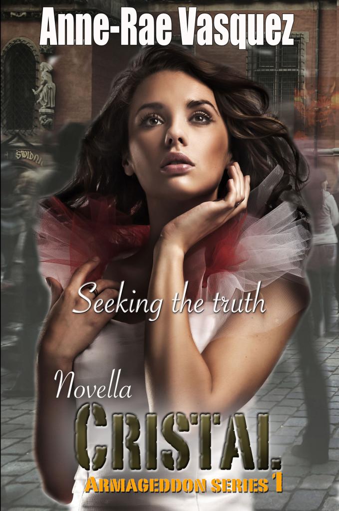 Cristal novella by Anne-Rae Vasquez